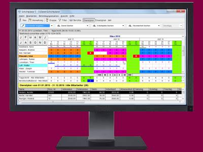 schichtplaner software zur personaleinsatzplanung